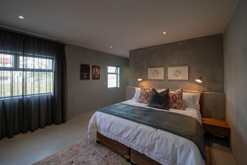 Belle Maroc Hotel, double bed, Blouberg
